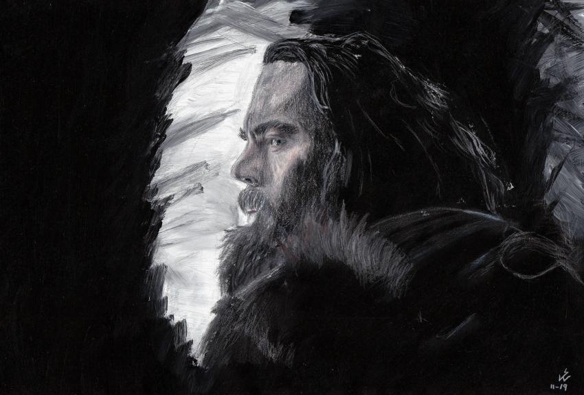 Leonardo DiCaprio by monkfan1992